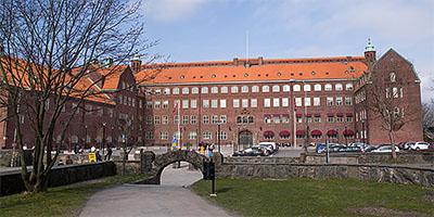 Hvitfeldtska gymnasiet.