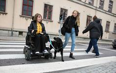 Ola Hendar är Göteborgs första funktionshinderombudsman
