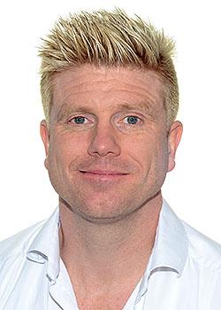 Fredrik Larsson, enhetschef för analys på trafikkontoret.