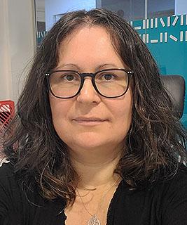 Magdalena Sandahl, bibliotekarie