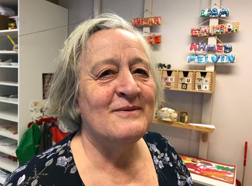 Lena Svensson en verklig veteran inom öppna förskolan